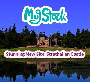 MugStock. Stunning New Site: Strathallan Castle