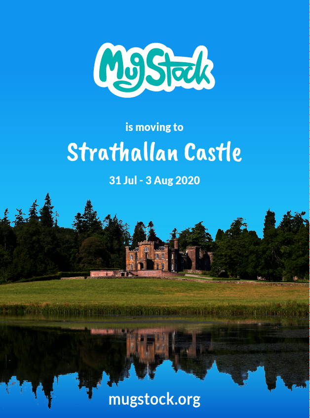 MugStock Moves to Strathallan Castle